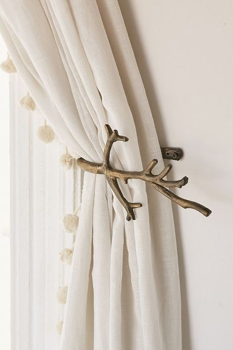 Branch Curtain Tie Back Curtain Tie Backs Curtain Ties Curtains