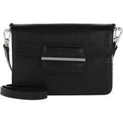 Reduced Magnetic Closure Pockets In 2020 Vintage Crossbody Bag Black Cross Body Bag Black Shoulder Bag