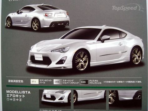 2012 Toyota Ft 86 Pictures Photos Wallpapers And Videos Top Speed Toyota Concept Car Toyota Toyota Gt86