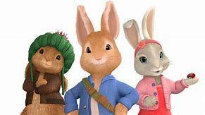 Image Result For Peter Rabbit Tv Show Cotten Tail Peter Rabbit And Friends Peter Rabbit Birthday Peter Rabbit