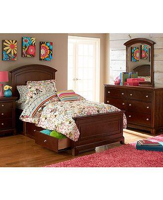 Irvine Kids Bedroom Furniture Dresser Furniture Macy S