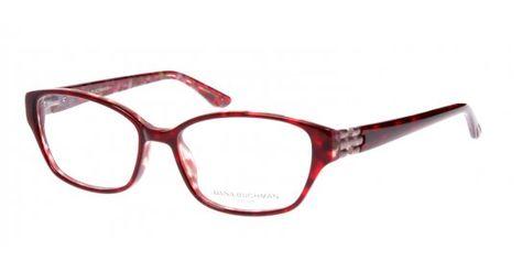 DANA BUCHMAN Eyeglasses ROSETTA Brown