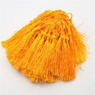 10-100pcs Fringe Simple Trims Craft Sewing Curtain Accessory Tool Tassel Pendant