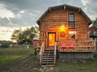 Pagosa Springs Cabin Rental: 110 Ac Mountain Paradise With Fly Fishing  Creek | HomeAway | Cabin Life   Weekend Getaways | Pinterest | Fly Fishing,  ...