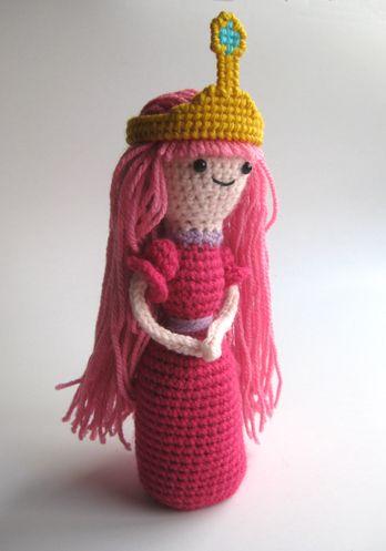 amigurumi-princesa