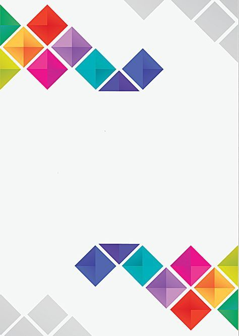 Abstract Geometric Color Pattern Posters Geometric Poster Geometric Background Creative Poster Design