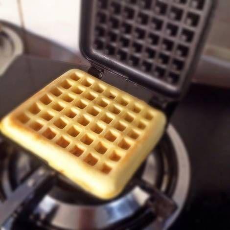 Resep Waffle Ala Aw Oleh Rindaags Dapurpincess Resep Waffle