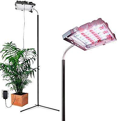 Dommia Floor Lamp Led Grow Lights, Outdoor Grow Lights