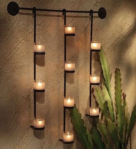 Best 25+ Candle Wall Sconces Ideas On Pinterest | Wall Candle Holders,  Driftwood Campground And Rustic Candle Holders Part 6