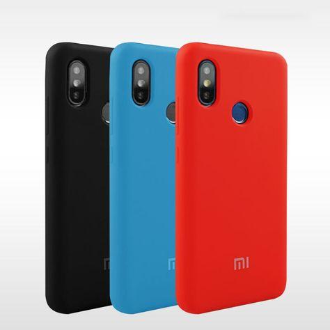 Xiaomi Redmi Note 5 Case Luxury Silicone Back Cover For Xiaomi Redmi Note 5 Pro Compatible With Redmi Note 5 Global Version