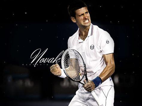 Novak Djokovic Wallpapers Wallpapers Novak Djokovic Tennis World Tennis Players