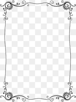 Texto Vertical Frame Png Images Vetores E Arquivos Psd Download Gratis Em Pngtree Doodle Frames Flower Png Images Gold Wallpaper Hd