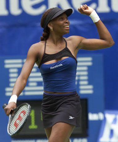 FLASHBACK: Venus Williams with Reebok when Reebok ruled.