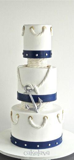 Qué fina esta tarta marinera...