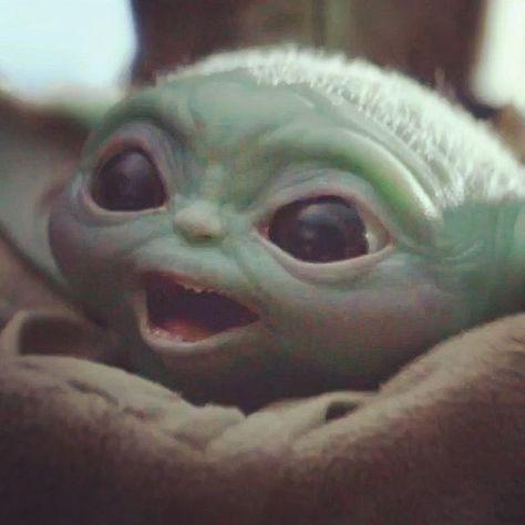 "Geek Carl on Instagram: ""'Happy' New Year from Baby Yoda! - -  #StarWars #TheMandalorian #Mandalorian #BabyYoda #TheRiseOfSkywalker #Lucasfilm #TheFirstOrder…"""