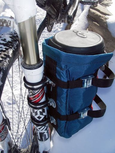 Everything Bags Fork Mounted Oversized Water Bottle Holders