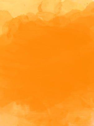 orange ink background gradient color fruit poster
