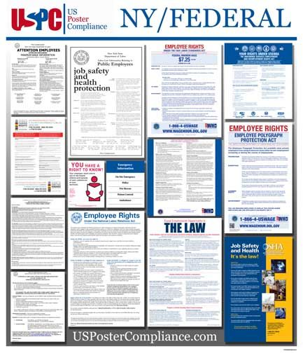 Discounted federal and state labor law posters required for discounted federal and state labor law posters required for employers great deals on great stuff pinterest labor law sciox Images