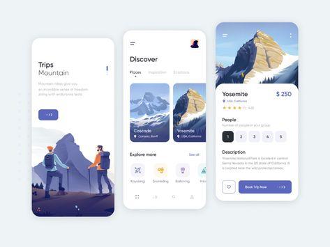 Top UI/UX Design Works for Inspiration—#79