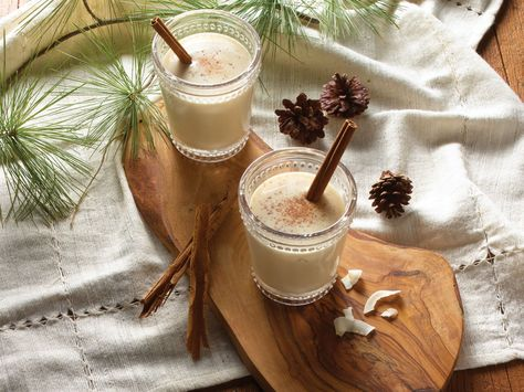 Coquito coconut rum eggnog recipe coconut recipes and food coquito coconut eggnog recipe via food network forumfinder Images