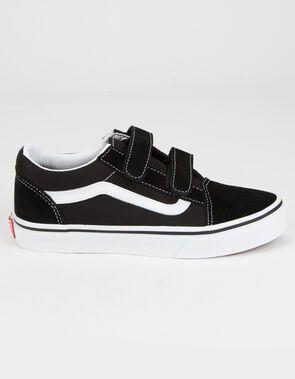 Velcro shoes, Vans old skool