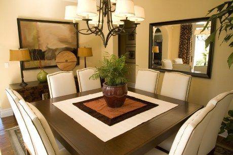 Cómo decorar un comedor según el Feng Shui | OkDecoracion. | Casa ...