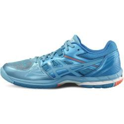 Asics Gel Volley Elite 3 2016 blau Volleyballschuhe Damen ...
