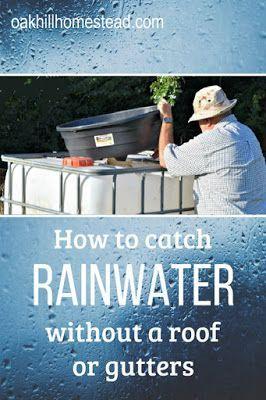 2580a439d613d7032b57c4d302a55b97 - How To Catch Rainwater For Gardening