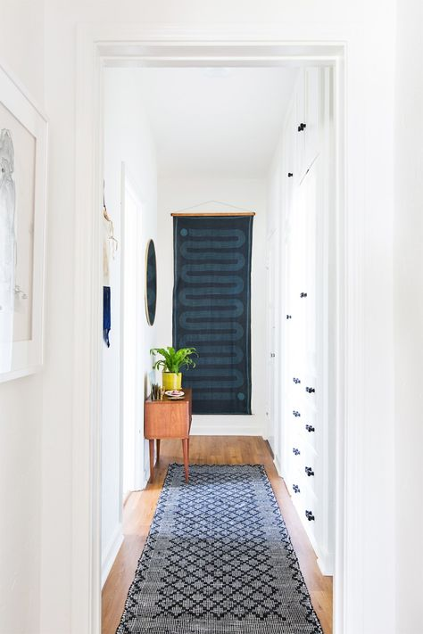 Hallways Are Tough to Decorate—That's Where These Ideas Come In