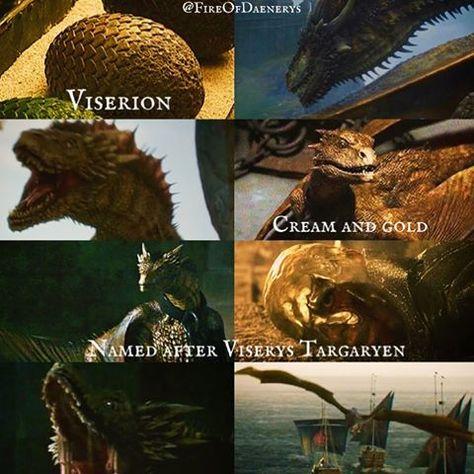 Viserion Com Imagens Imagens Aleatorias Mae Dos Dragoes As