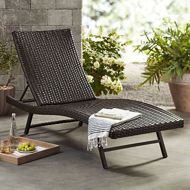 Member S Mark Agio Heritage Woven Chaise Lounge 2 Pack Lounge Chair Outdoor Modern Furniture Table Furniture