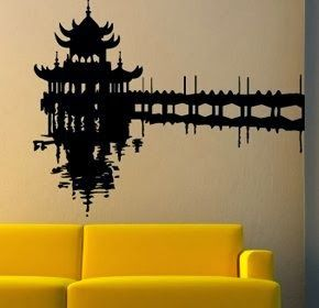 Wall Decal Quotes Japanese Wall Art Cool Japanese Inspired Wall - Japanese wall decals