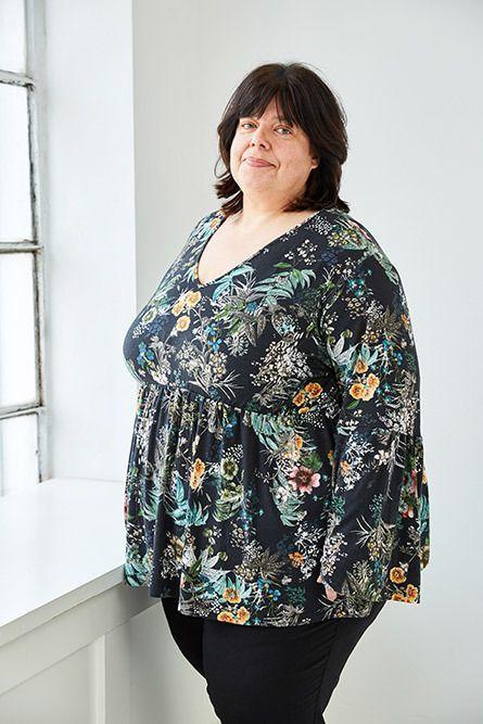 Vorher Nachher Umstyling Mit Plus Size Frauen Conny Umstyling Xl Mode Frau