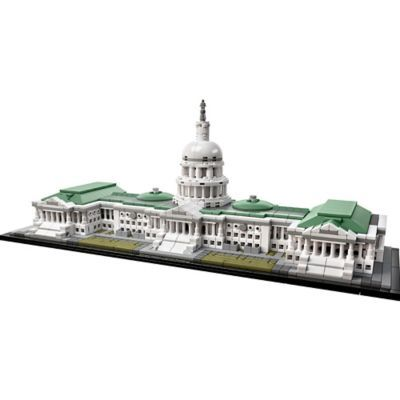 United States Capitol Building 21030 Architecture Buy Online At The Official Lego Shop Us Lego Architecture Lego Architecture Building United States Capitol