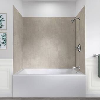 Choreograph 60 X 36 X 72 Shower Wall Kit Shower Wall Shower