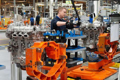 Ford Bridgend 1 5l 3 Cylinder Dragon Ecoboost Engine Assembly