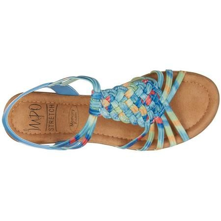 71779b16bbc IMPO Womens Braylee Stretch Sandals in 2019 | 2020 Accessories ...
