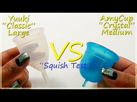 Pin On Comparison Videos Menstrual Cups