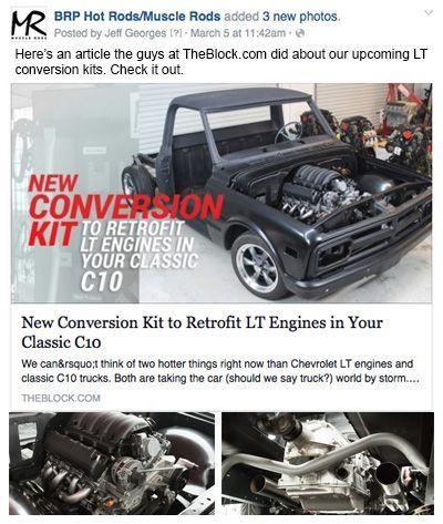 Diesel Engine Swap Kits