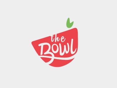 The Bowl Logo Strong use of negative space.