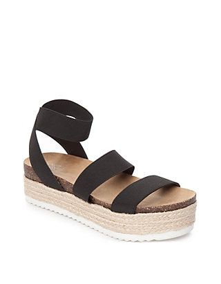 6c0bcca747a Rimi Ankle Strap Platform Sandals in 2019 | Olivia May Bell ...