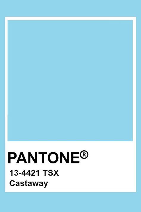 Pantone Castaway