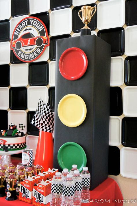 Race Car Birthday – SAROM INspired SAROMINspired Race Car Birthday Disney Cars Lightning McQueen Start Your Engines Photo Booth Lifesize Photo Boot… - decoration interieure,decoration cuisine,decoration small apartament,decoration wedding,decoration jardi Hot Wheels Party, Hot Wheels Birthday, Race Car Birthday, Race Car Party, 3rd Birthday, Nascar Party, Birthday Ideas, Disney Cars Party, Disney Cars Birthday