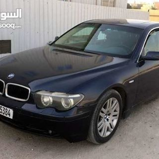 بي إم دبليو 745 موديل 2002 للبيع للتفاصيل اتصلوا على الرقم 99386322 للمزيد من الإعلانات والعروض المميزة تصفحوا الموقع أو حم لوا التطبيق الرا Bmw Car Bmw Car