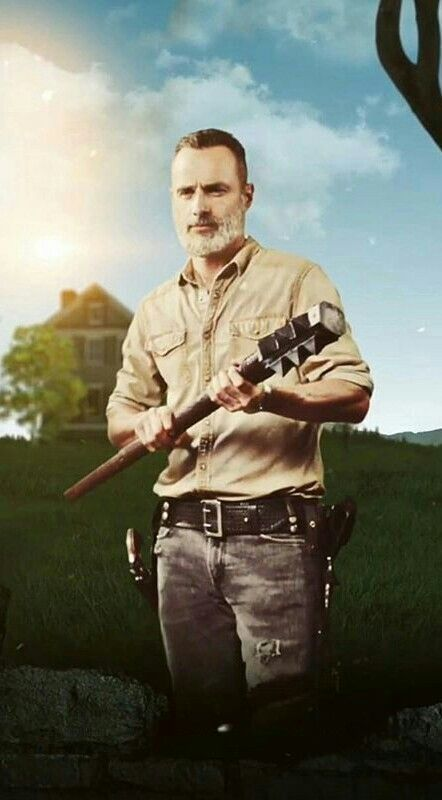 RICK GRIMES | Season 9 | The Walking Dead (AMC) | TWD