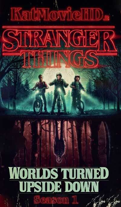 Stranger things one of the most loving Netflix original