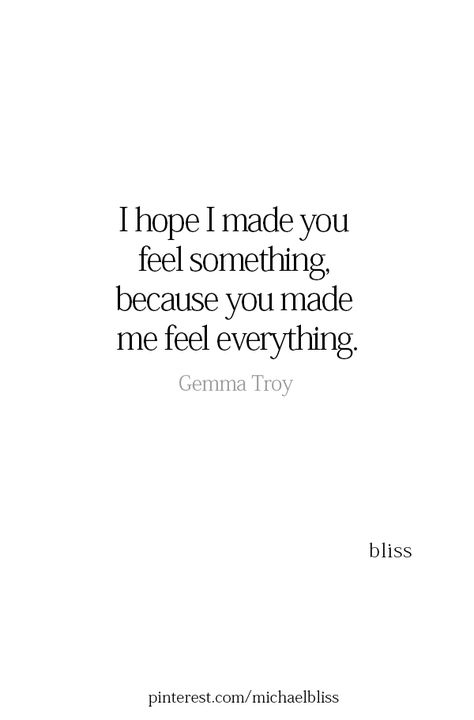 Yes, I really hope I was able to make you feel something because you sure did make me feel everything a heart desires!! ❤❤❤ <x🔥o> 💋💋💋