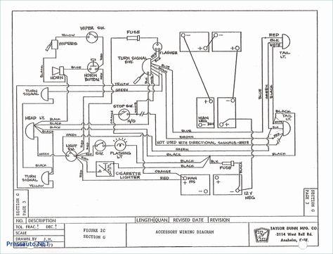 Yamaha Gas Golf Cart Starter Generator Wiring Diagram