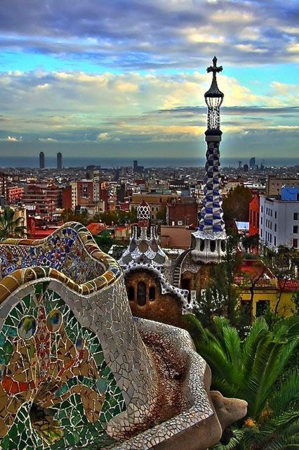Proof that Barcelona, Spain is only getting more beautiful