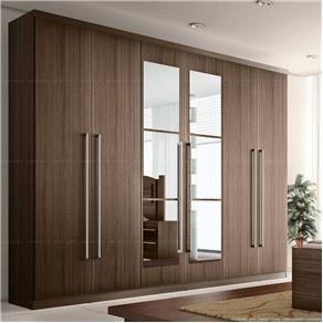 Roupeiro Evolution Com Espelho With Images Bedroom Cupboard